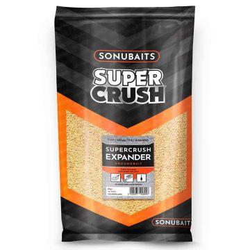 Sonubaits Supercrush Expander 2kg bruin witvis visvoer