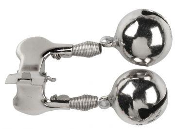 Spro Bell Clip Double zilver verschillend artikel