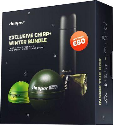 Spro Deeper Winter Bundle groen dieptemeter