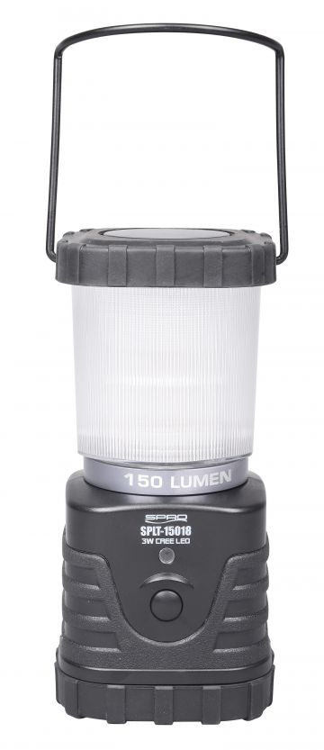 Spro LED Lantern 180mm SPLT15018 noir