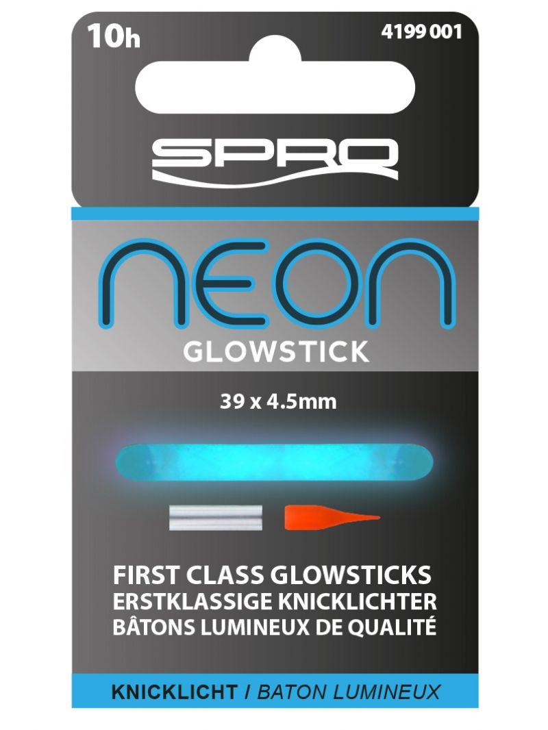 Spro Neon Glow Sticks blauw lamp 4.50mm