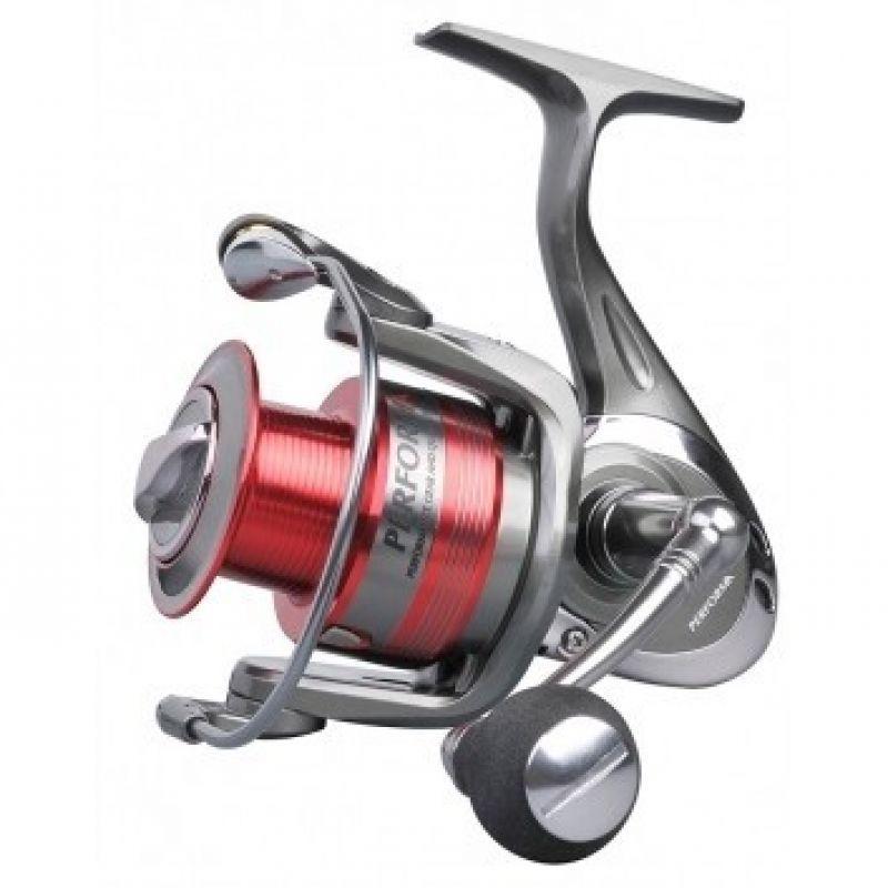 Spro Performa FD grijs - rood vismolen 620
