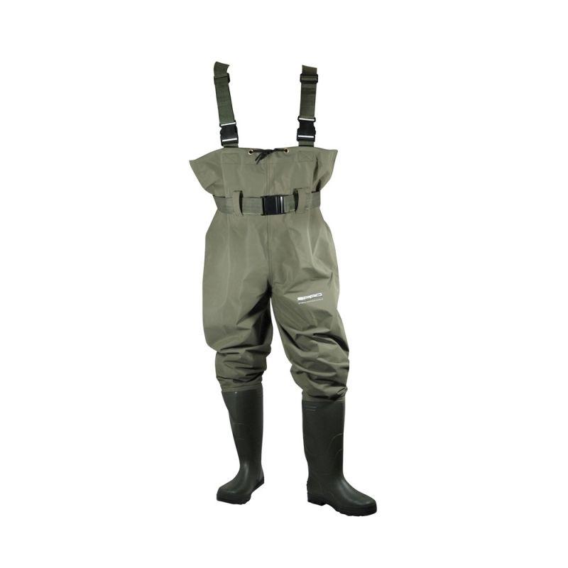 Spro PVC Waadpak vert  M46