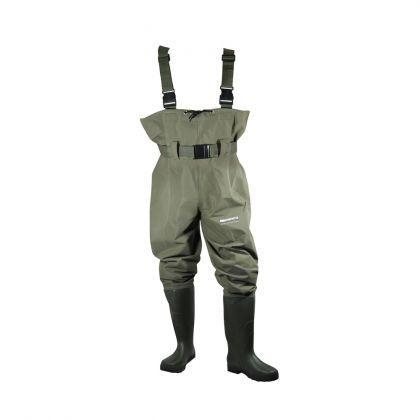 Spro PVC Waadpak vert  M47