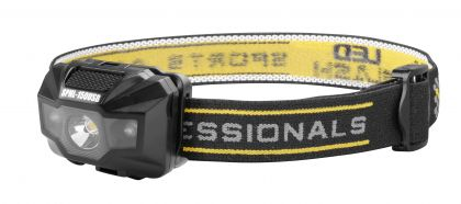 Spro USB Rechargeable LED Head Lamp SPHL150 noir - jaune