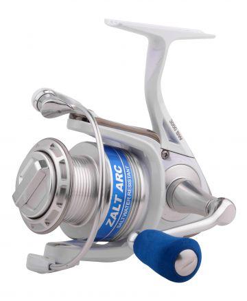 Spro Zalt Arc wit - zilver - blauw zeevis zeemolen 3000