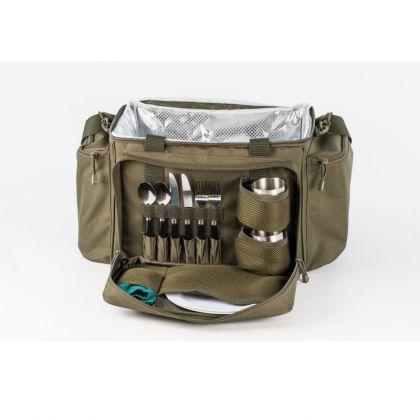 Starbaits SB Pro Food Bag groen karper karpertas