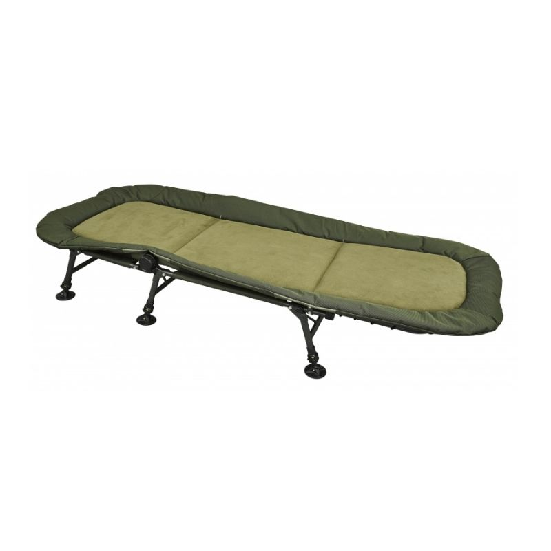 Starbaits STB Bed Chair 6 Feet groen visbed Standard