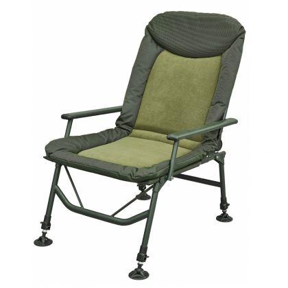 Starbaits STB Comfort Mammoth Chair groen visstoel karperstoel