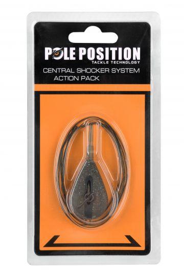 Strategy Central Shocker System Action Pack silt karper vislood 85g