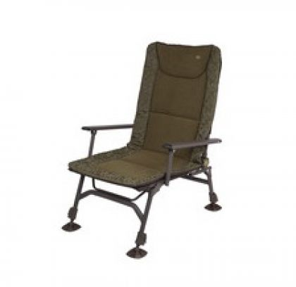 Strategy Grade Carp Throne D-Luxe Chair noir - vert