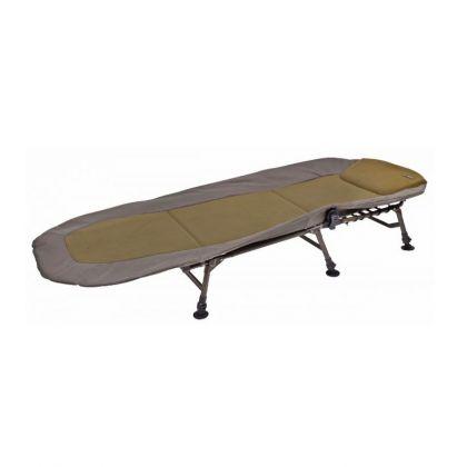 Strategy Outback 6-Leg Dreamer Bedchair groen visbed