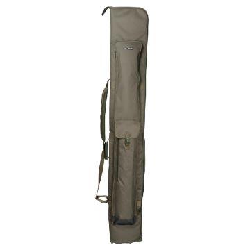 Strategy Outback Holdall 3+3 groen - bruin karper visfoudraal 12ft
