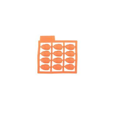 Strategy Pop-Up Tiger Nuts oranje karper imitatie visaas