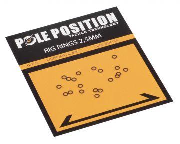 Strategy Rig Rings nickel  2.50mm