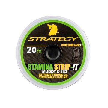 Strategy Stamina Strip-!T silt karper klein vismateriaal 25lb 20m