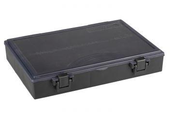 Strategy Tackle Box groen - grijs karper visdoos Medium