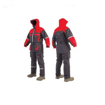 Sundridge Extreme Crossflow Flotation grijs - rood warmtepak Xl