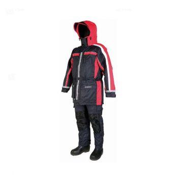 Sundridge SAS MK7 Flotation zwart - rood - wit warmtepak Xxl 2-delig