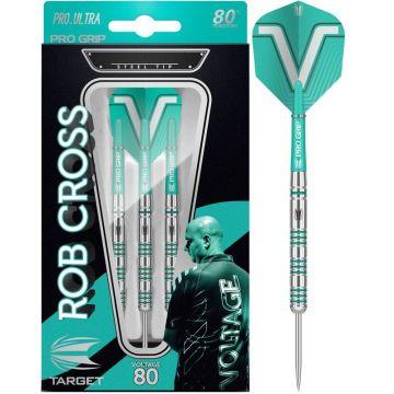 Target Rob Cross 80% aqua - zilver 22g