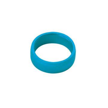 Target Slot Lock Rings 3 pcs blauw 2mm