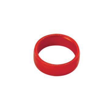 Target Slot Lock Rings 3 pcs rood 2mm