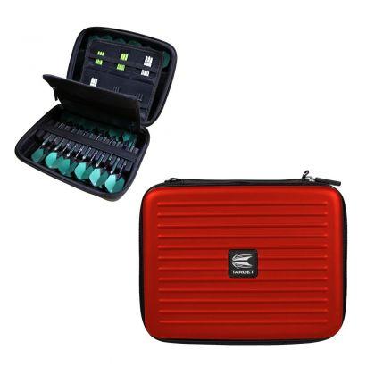 Target Takoma Home Wallet noir - rouge 20x24x7cm