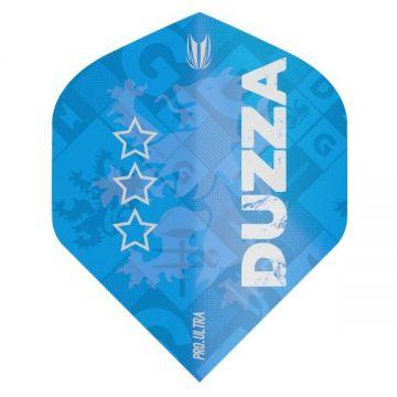 Target Vision Player Glen Durrant Standard blauw - wit 100 Micron