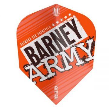 Target Vision Player RVB Barney Army Standard 6 oranje - zwart - wit 100 Micron