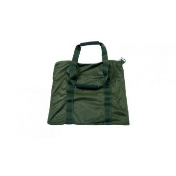 Trakker Air Dry Bag zwart - groen karper karpertas Medium