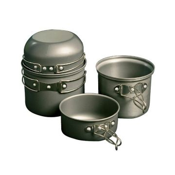 Armo Cookware Set zilver