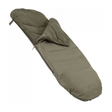 Trakker Big Snooze Plus Bag groen slaapzak visbed Wide
