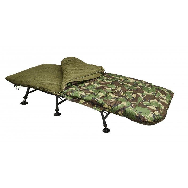Starbaits Camo 4S Sleeping Bag camo slaapzak visbed 225x100x12cm