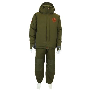 Trakker Core 3 Piece Winter Suit groen warmtepak Small