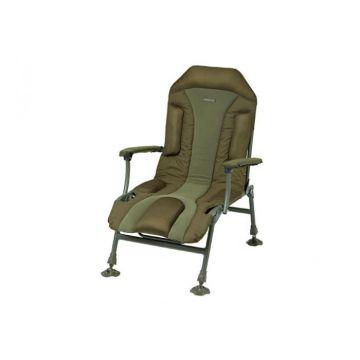 Trakker Levelite Long-Back Chair groen visstoel karperstoel