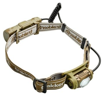 Trakker Nitelife L5 Headtorch groen - wit - zwart lamp