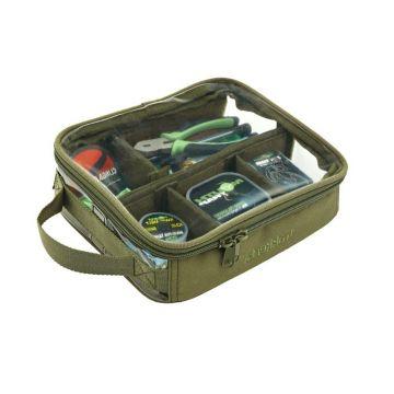 Trakker NXG Bitz Bag groen karper karpertas Large