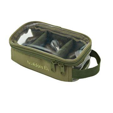 Trakker NXG Bitz Bag groen karper karpertas Medium
