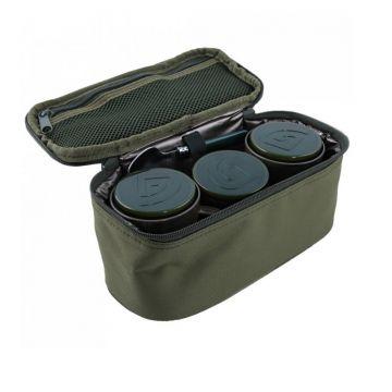 Trakker NXG Brew Kit groen karper karpertas