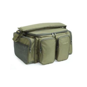 Trakker NXG Compact Carryall groen karper karpertas