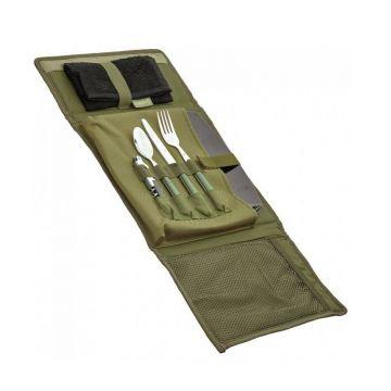 Trakker NXG Compact Food Set groen karper karpertas