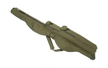 Trakker NXG Compact Rod Sleeve groen karper visfoudraal 12ft 2-rod