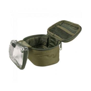 Trakker NXG Lead & Leader Pouch groen karper karpertas