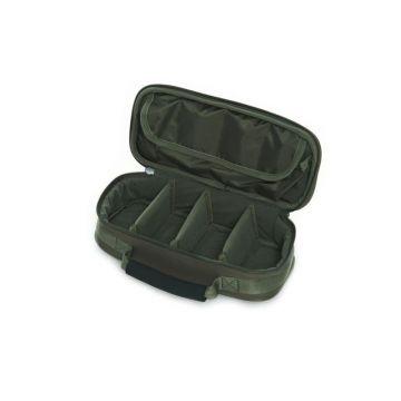 Trakker NXG Lead Pouch groen karper karpertas 4-compartiment