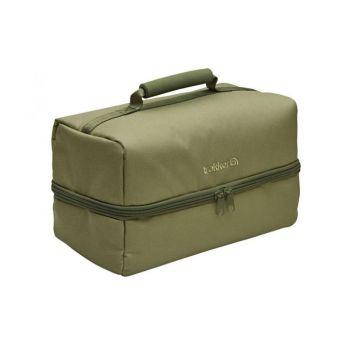 Trakker NXG PVA Pouch groen karper karpertas X-large