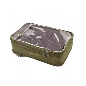 Trakker NXG Tackle & Rig Pouch groen karper karpertas