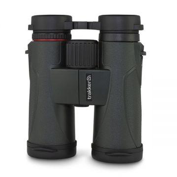 Trakker Optics 10x42 Binoculars zwart karper viskatapult