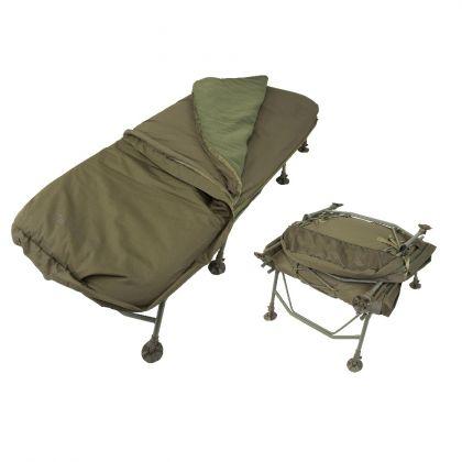 Trakker RLX 8-Leg Bed System vert  209x42x82cm