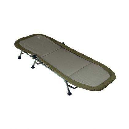 Trakker RLX Twincam Bed groen visbed