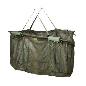 Trakker Sanctuary Retention Sling v2 groen karper bewaarzak Large
